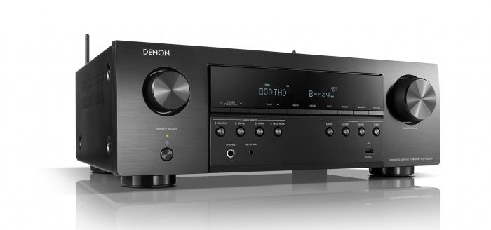 Receiver Denon AVR-S650H 2