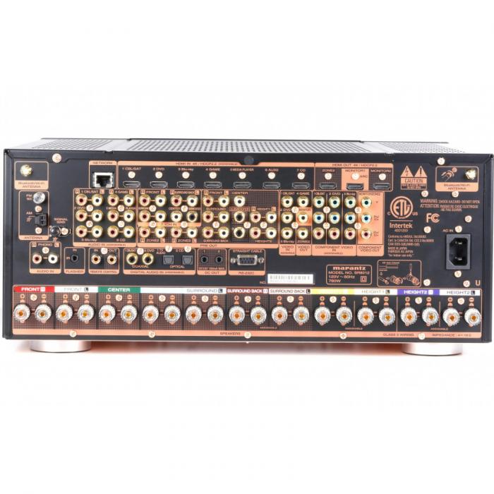 Receiver AV Marantz SR8012 1
