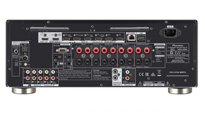Receiver AV Pioneer VSX-LX304 [1]