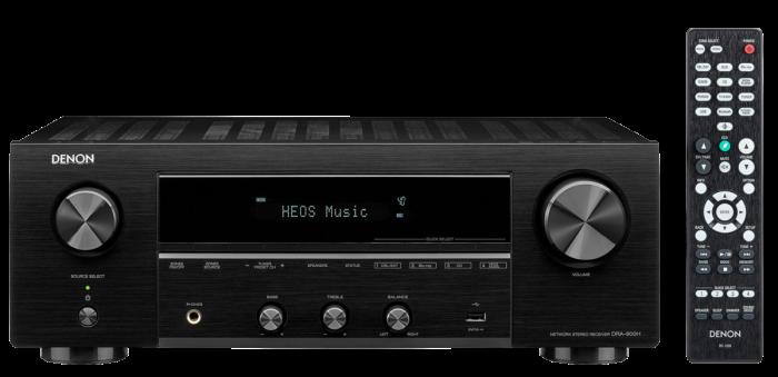 Receiver AV Stereo Denon DRA-800H 0