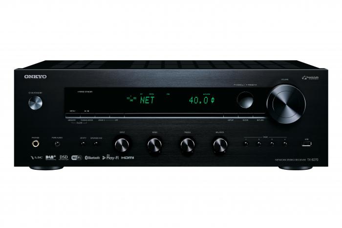 Receiver stereo Onkyo TX-8270 0