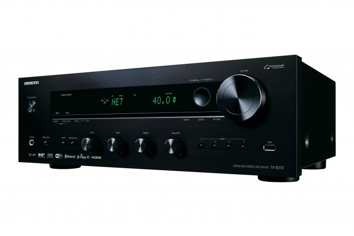 Receiver stereo Onkyo TX-8270 1
