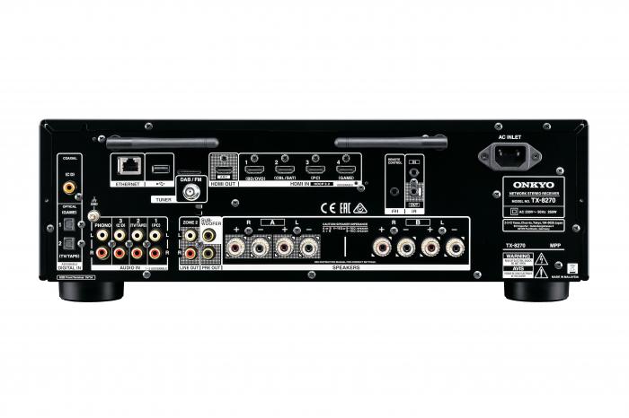 Receiver stereo Onkyo TX-8270 2