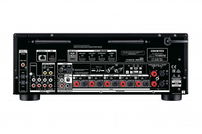 Receiver Onkyo TX-NR575E 1