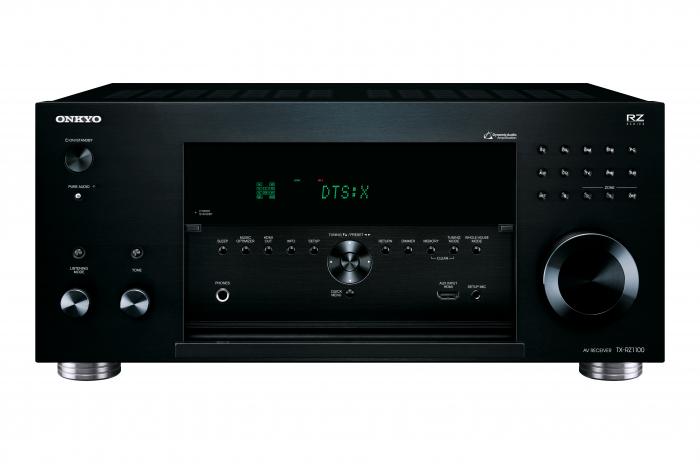 Receiver Onkyo TX-RZ1100 1