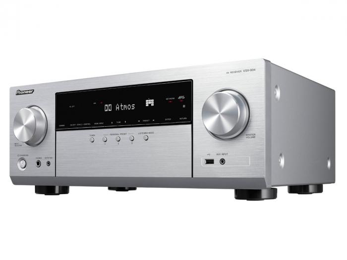 Receiver Pioneer VSX-934 1