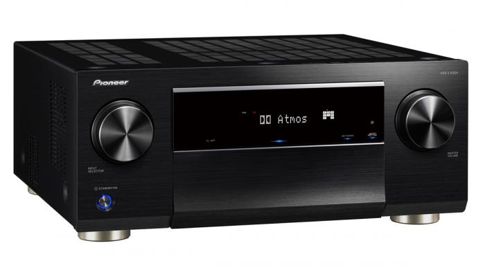 Receiver Pioneer VSX-LX504 1
