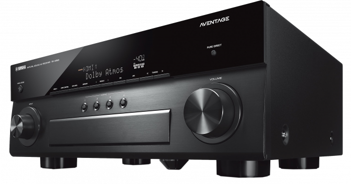 Receiver Yamaha Aventage RX-A880 [0]