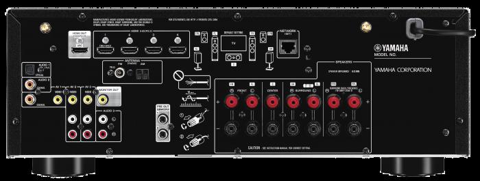 Receiver Yamaha RX-V585 1