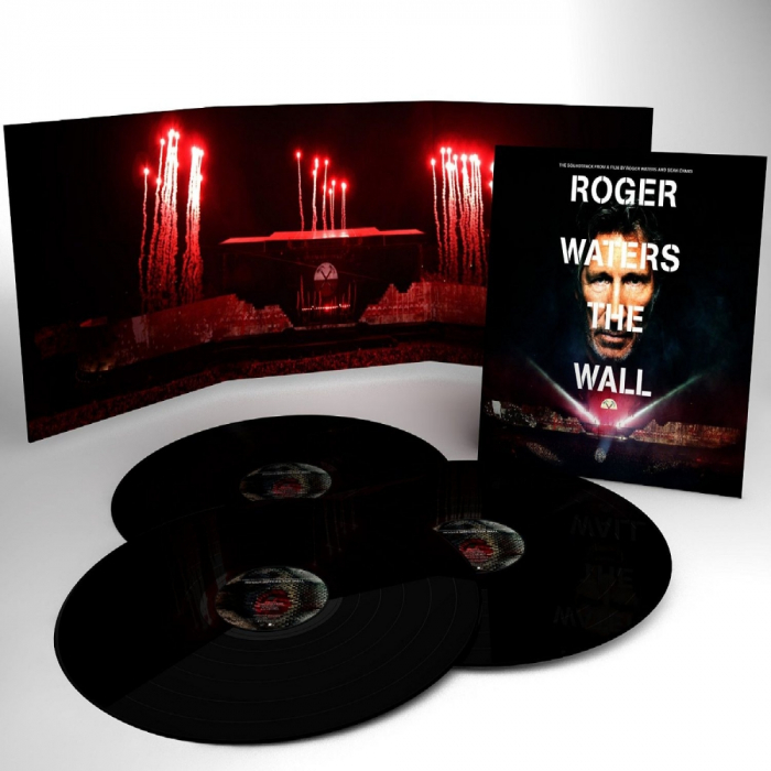 Vinil Roger Waters (from Pink Floyd)-The Wall (180g Audiophile Pressing)-3LP 0