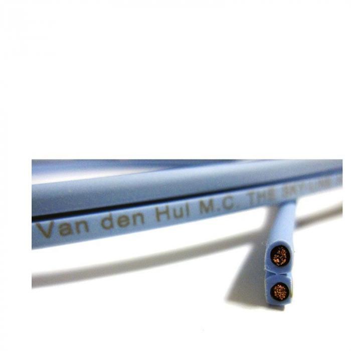 Rola Cablu Van den Hul THE SKYLINE HYBRID (HALOGEN FREE) 10 metri [0]