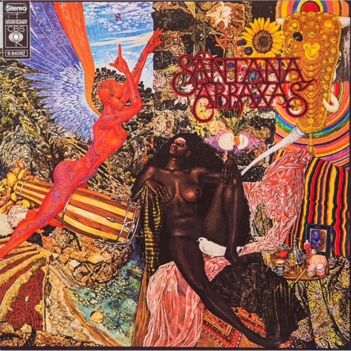 Vinil Santana-Abraxas-LP 0