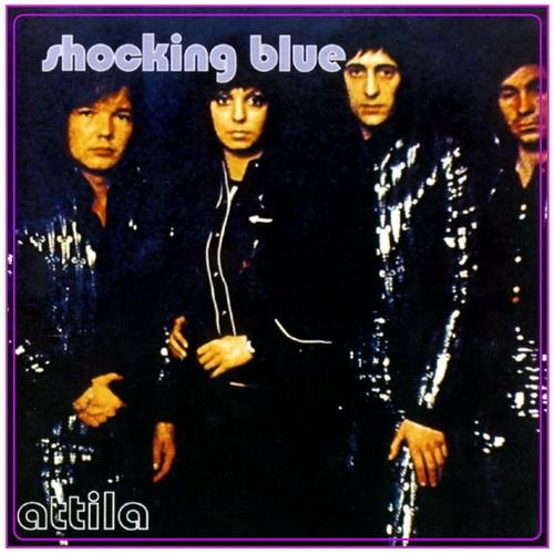 Vinil Shocking Blue-Attila (180g Audiophile Pressing)-LP 0