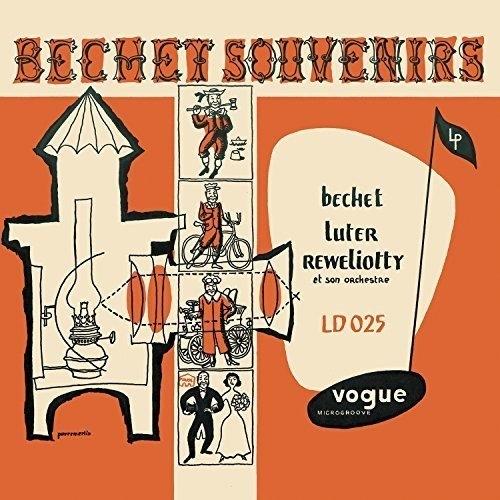 Vinil Sidney Bechet, Claude Luter & Andre Reweliotti-Bechet Souvenirs (Vogue Jazz Club Collection)-LP 0