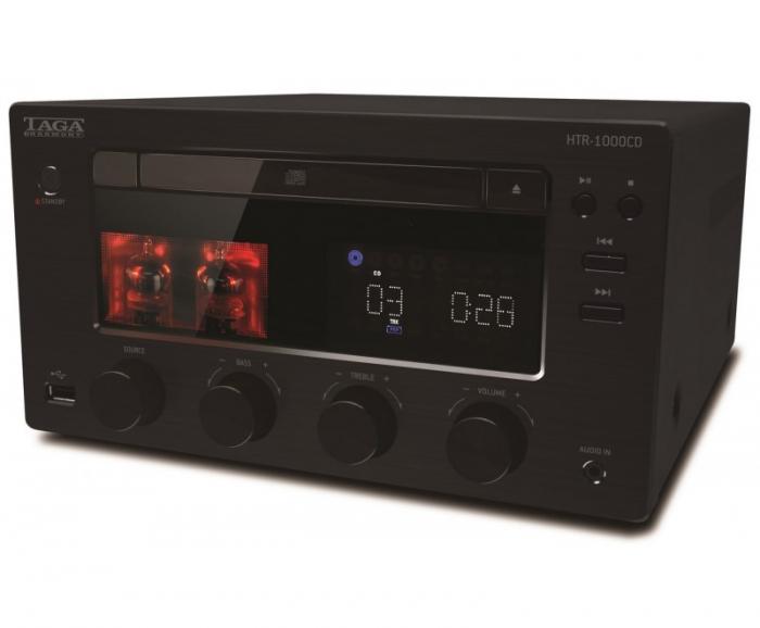Sistem 2.0 Taga Harmony HTR-1000CD 0