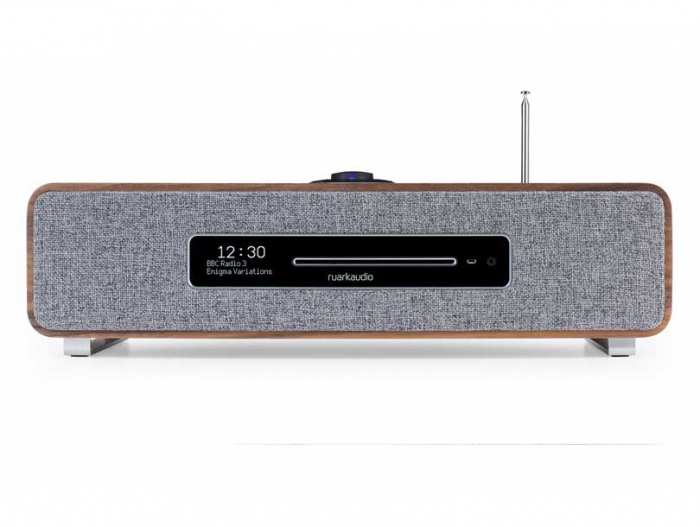 Sistem audio all in one cu WiFi, BT, CD Ruark Audio R5 0