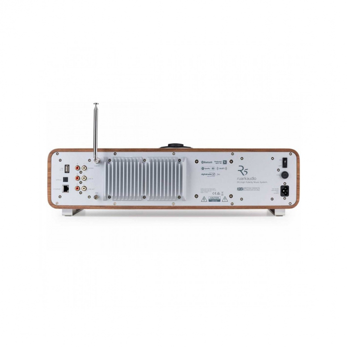 Sistem audio all in one cu WiFi, BT, CD Ruark Audio R5 2