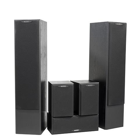 Sistem boxe 5.0 Quadral Quintas 6500 II 1