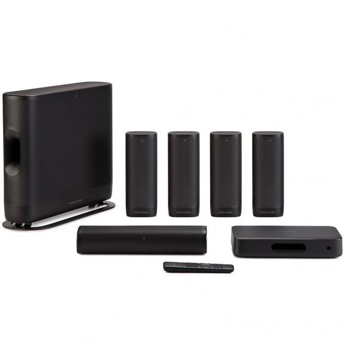 Sistem boxe 5.1 wireless Harman Kardon Surround 0
