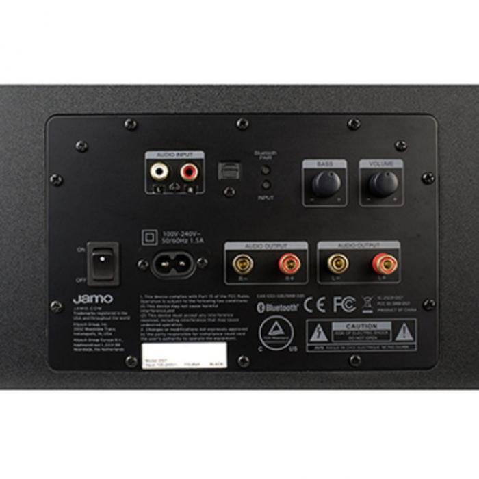 Sistem de Boxe Jamo DS7 5