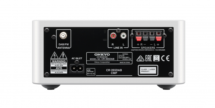 Sistem Mini Onkyo CS-265DAB 1