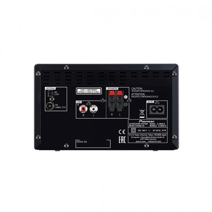 Sistem Stereo Pioneer X-CM35 1