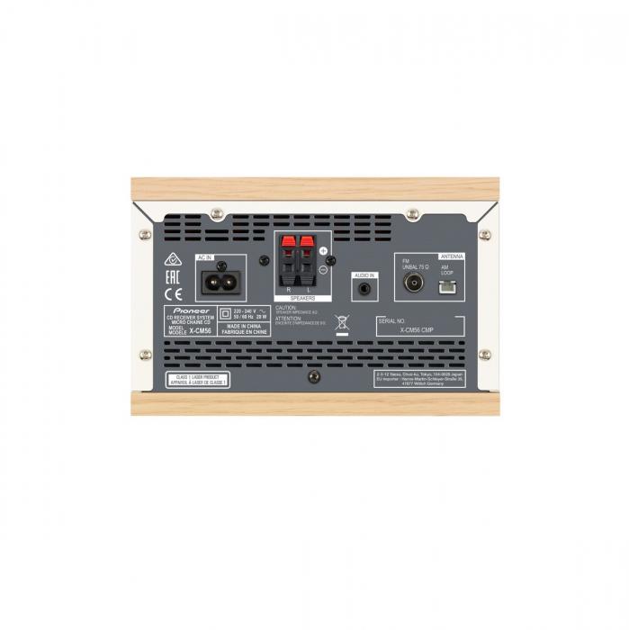 Sistem Stereo Pioneer X-CM56 2