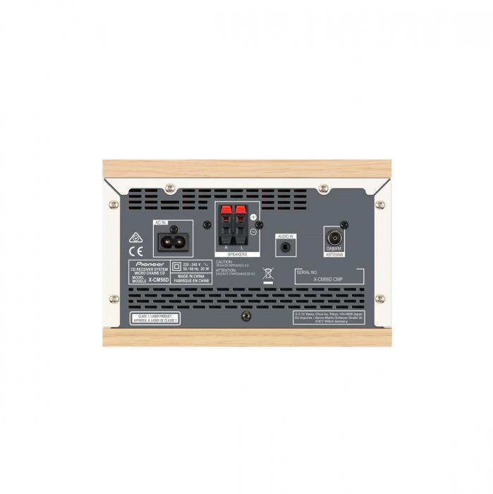 Sistem Stereo Pioneer X-CM56D 2
