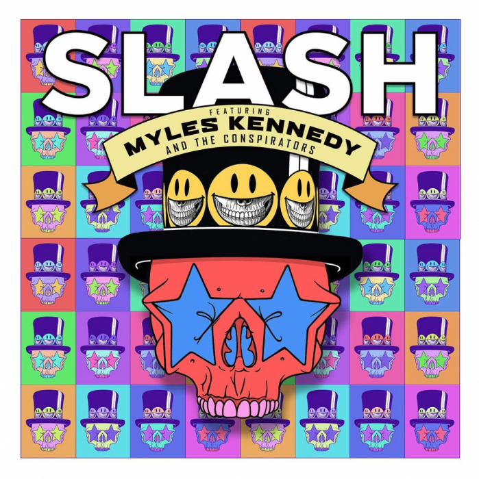 Vinil Slash (From Guns N Roses) Featuring Myles Kennedy And The Conspirators-Living The Dream-2LP 0