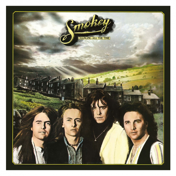 Vinil Smokie-Changing All The Time (180g Audiophile Pressing)-2LP 0