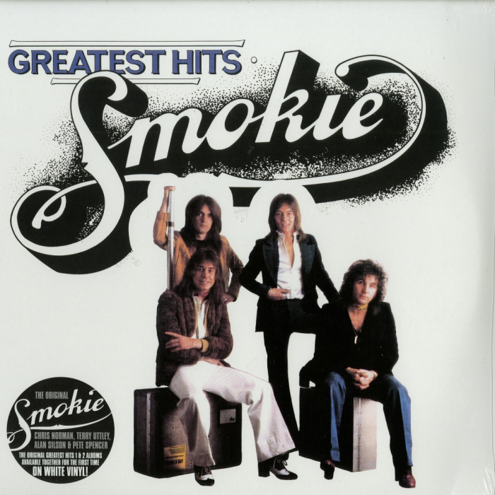 Vinil Smokie-Greatest Hits (Bright White Edition)-2LP 0