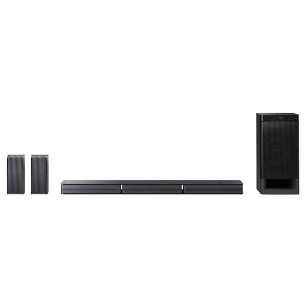 Soundbar Sony HTRT3, Bluetooth, NFC, 600W, 5.1 canale [0]