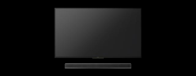 Sony HTX8500, Bară de sunet Dolby Atmos®/DTS:X® cu 2.1 canale, cu subwoofer dual încorporat 1