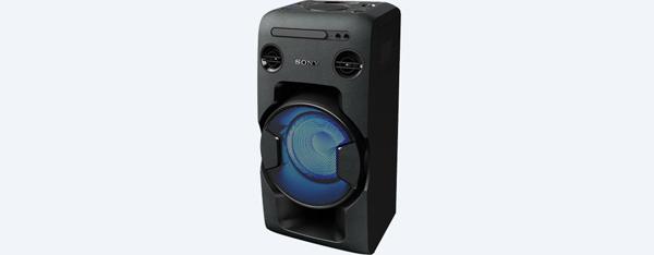 Sistem Audio Sony MHCV11, Bluetooth, NFC, Mega Bass şi efecte de sunet de DJ 3