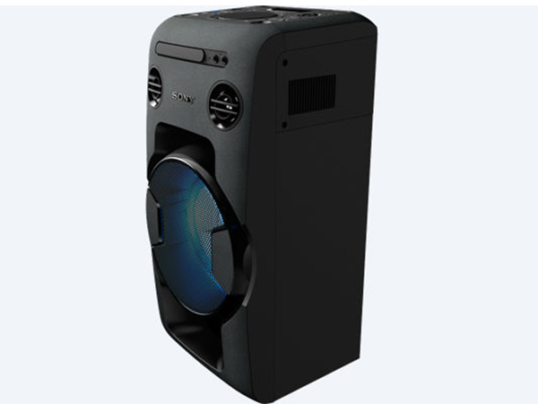 Sistem Audio Sony MHCV11, Bluetooth, NFC, Mega Bass şi efecte de sunet de DJ 0