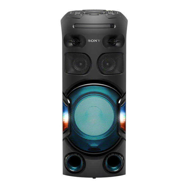 Sistem audio High Power Sony MHCV42D, Jet Bass Booster, Hi-Fi, Bluetooth, NFC, Dj Effects, USB, DVD, Party music, Party lights 0