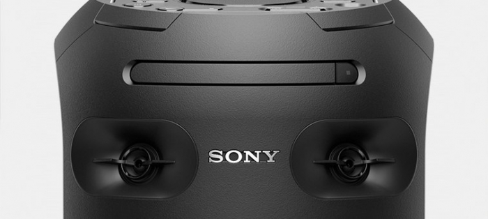 Sistem audio High Power Sony MHCV42D, Jet Bass Booster, Hi-Fi, Bluetooth, NFC, Dj Effects, USB, DVD, Party music, Party lights 1