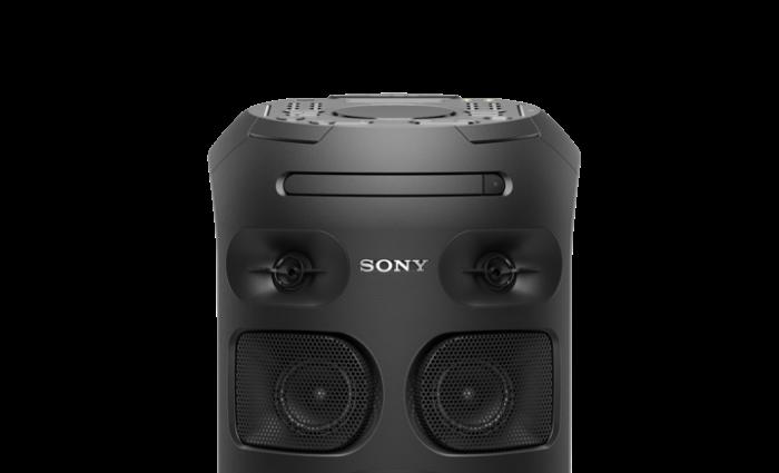 Sistem audio High Power Sony MHCV42D, Jet Bass Booster, Hi-Fi, Bluetooth, NFC, Dj Effects, USB, DVD, Party music, Party lights 2