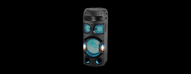 Sistem audio High Power Sony MHCV72D, Sunet 360grade, Hi-Fi, Bluetooth, NFC, Dj Effects, USB, DVD, Party music, Party lights 3