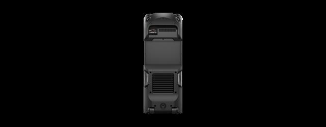 Sistem audio High Power Sony MHCV72D, Sunet 360grade, Hi-Fi, Bluetooth, NFC, Dj Effects, USB, DVD, Party music, Party lights 2