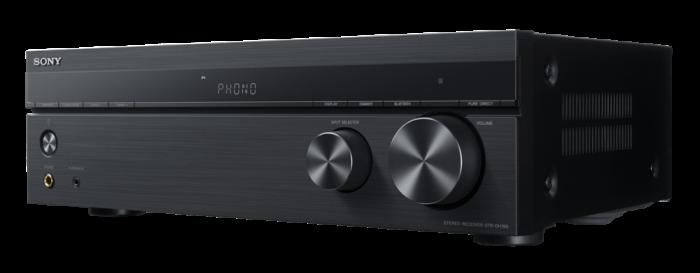 Sony STRDH190, Receptor stereo cu intrare Phono și conectivitate Bluetooth, Negru 2
