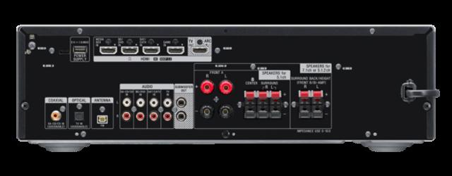 Sony STRDH790, Receptor AV Home Theatre pe 7.2 canale, Negru 2