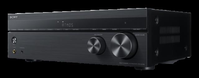 Sony STRDH790, Receptor AV Home Theatre pe 7.2 canale, Negru 1