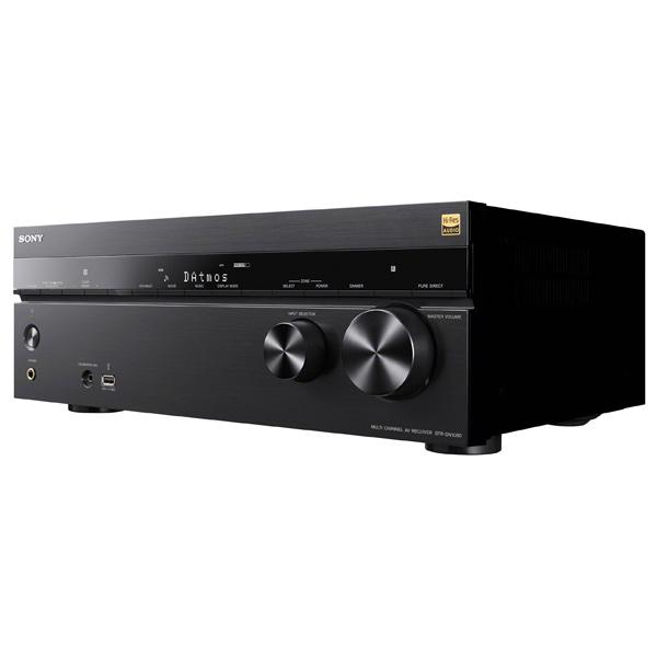 Sony STRDN1080 Receptor AV Home Theatre pe 7.2 canale, 4K, Multi Room, USB, NFC, Wi-Fi, Negru 2