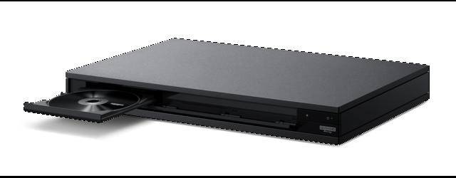 Sony UBPX800M2, Player Blu-ray UHD 4K cu sunet de înaltă rezoluție, compatibil cu multe formate și conversie ascendentă la 4K. 4