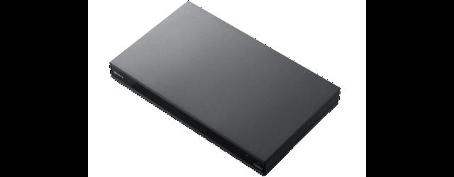 Sony UBPX800M2, Player Blu-ray UHD 4K cu sunet de înaltă rezoluție, compatibil cu multe formate și conversie ascendentă la 4K. 3