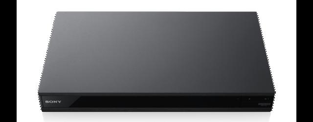 Sony UBPX800M2, Player Blu-ray UHD 4K cu sunet de înaltă rezoluție, compatibil cu multe formate și conversie ascendentă la 4K. 1