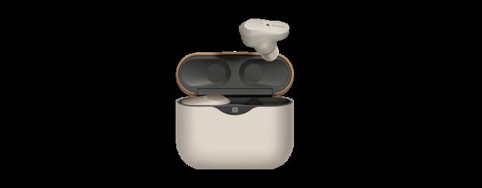 Sony WF1000XM3B, Casti in-ear portabile, Bluetooth, NFC, Wireless, Noise cancelling, Google Assistant, Autonomie baterie de 8 ore [3]