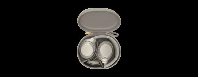 Sony WH1000XM3, Căști Wireless cu anulare digitală a zgomotului, NFC, Bluetooth 3