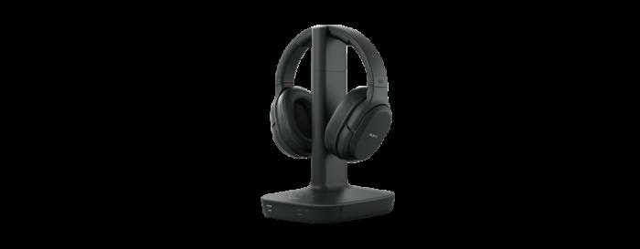 Sony WHL600, Căști wireless cu sunet surround digital, Negre [1]